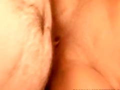 blond honey fantastic creampie st time old and