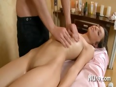 playful nice-looking hawt removes guy&#536 s
