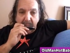 old lad oral stimulation by hawt younger playgirl