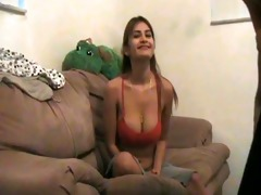 legal age teenager angel learns to deepthroat