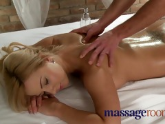 massage rooms tanned hairless breasty youthful