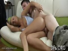 penis inside virgin love tunnel