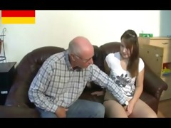 german grandad makes youthful hotty lewd