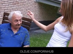 grandpapa receives raunchy apology from wicked