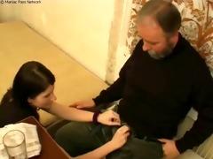 old man nails recent vagina