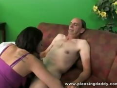 whore bonks someones grand-dad