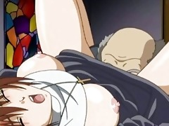 manga sister doing oral pleasure and acquires