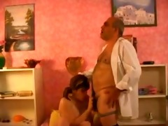 grandad banging busty hotty by troc