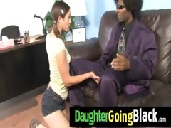darksome monster bonks my daughter juvenile pussy